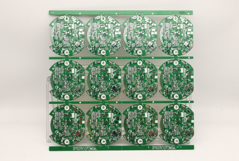 Why are most of the PCB boards green?